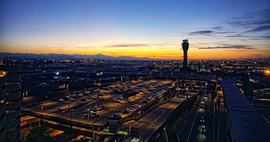 phoenix private airports