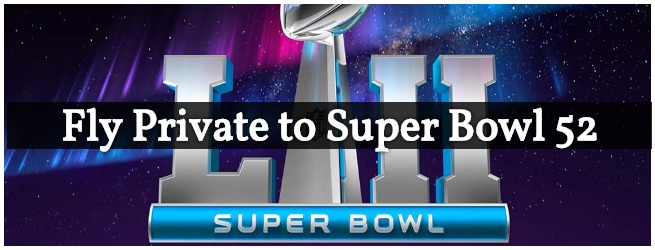 Super Bowl Private Jet Flights from Philadelphia