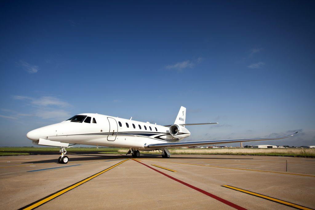 Cessna Citation Sovereign charters