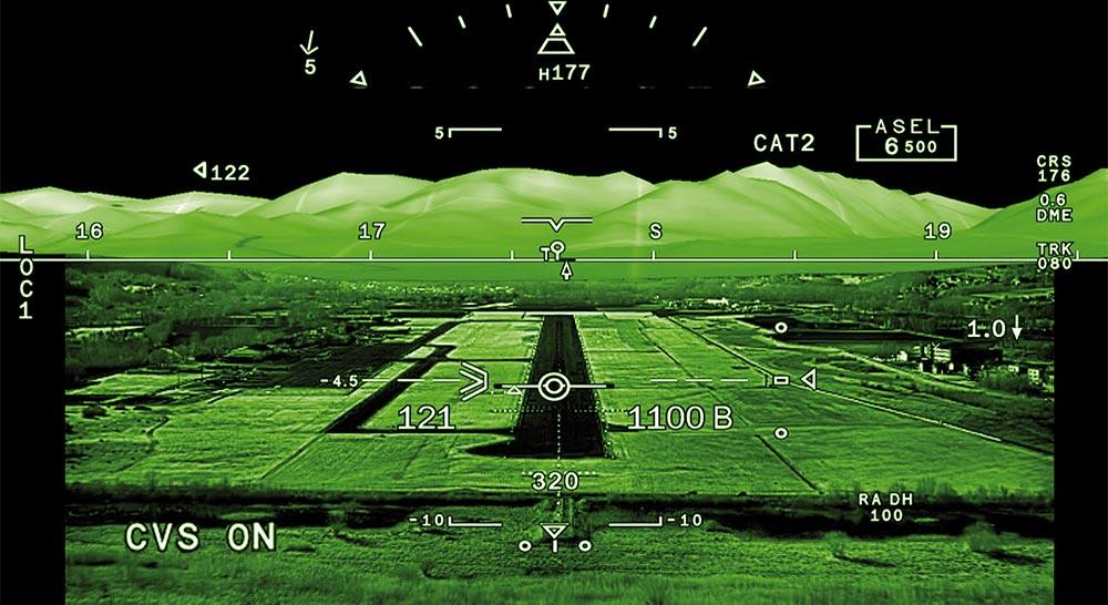 Falcon 2000lxs flight deck