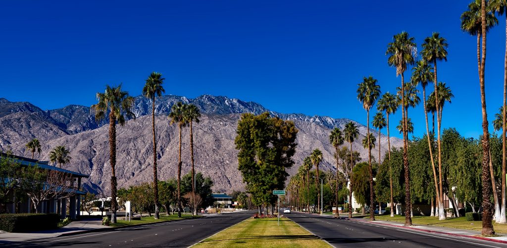 Private Jet Flights to Palm Springs