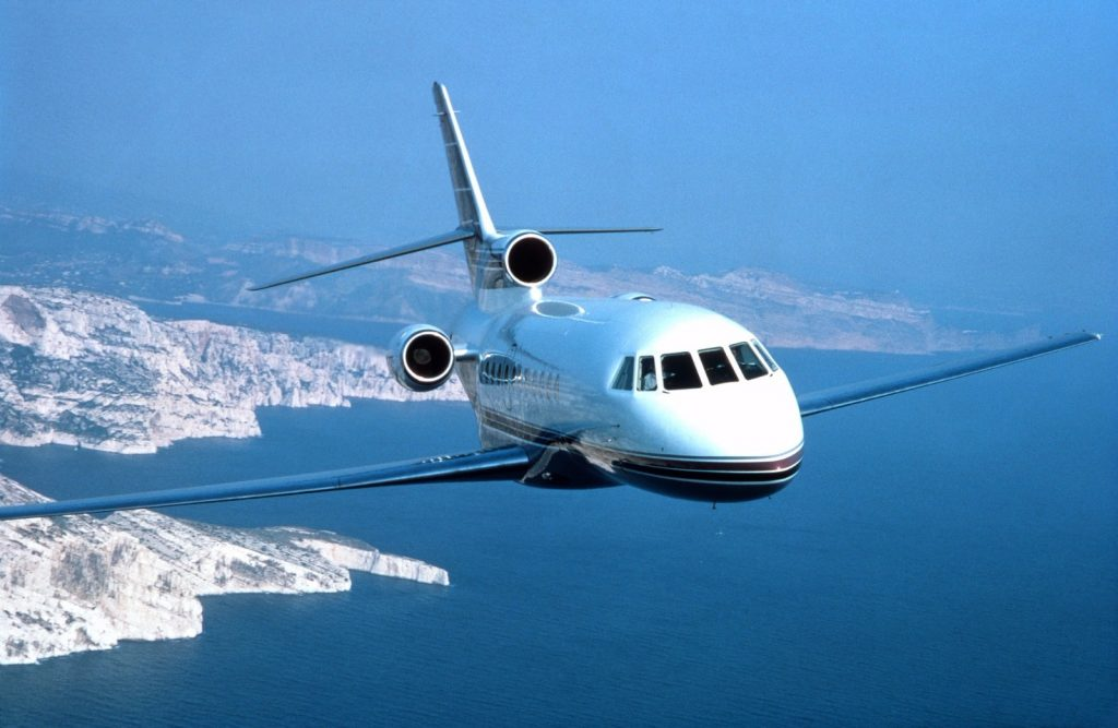 Charter, Purchase, or Lease the Dassault Falcon 900