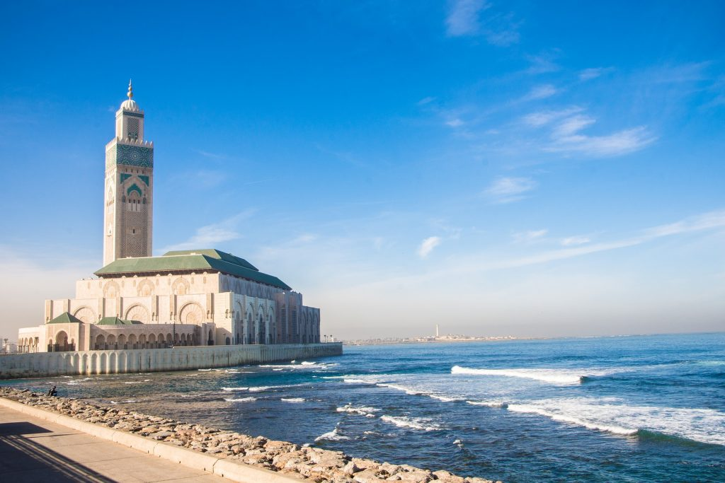 Fly Private to Casablanca