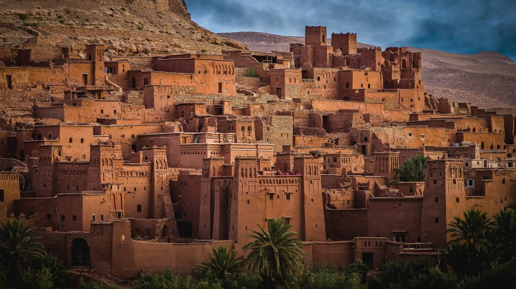 charter plane service to Morocco
