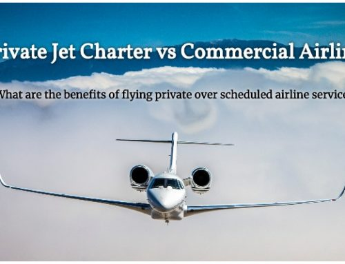 Private Jet Charter vs Commercial Airlines