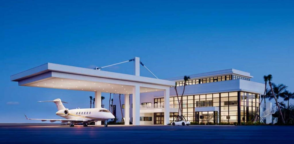 Opa Locka Executive Private Jet Airport