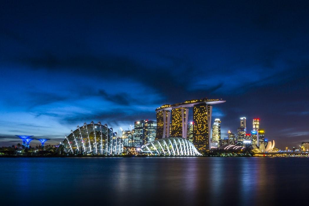 charter flights singapore