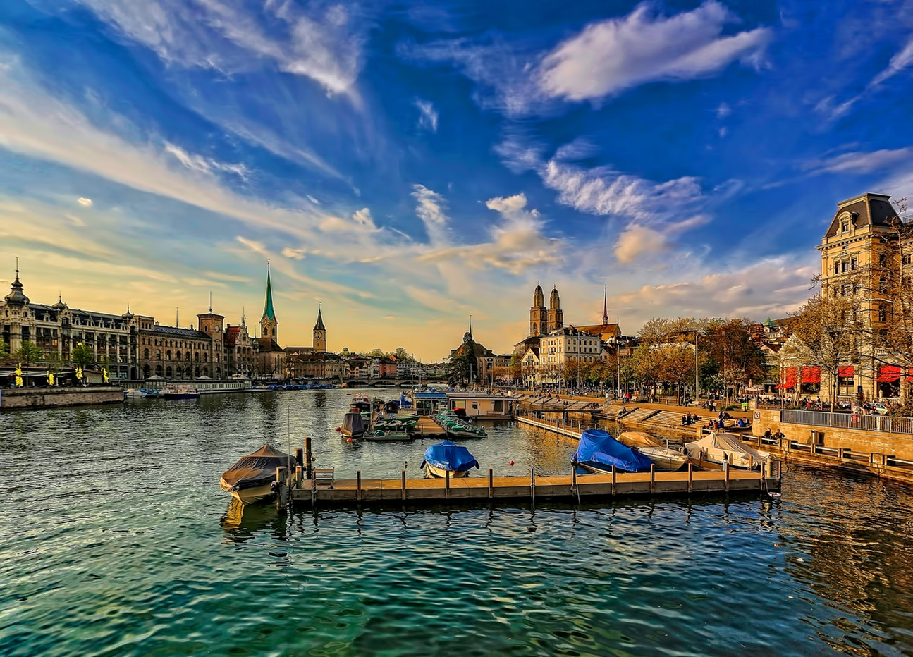 zurich private jet charters