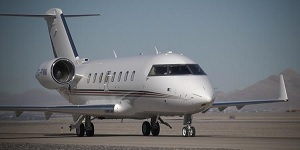 Challenger-650-business-jet