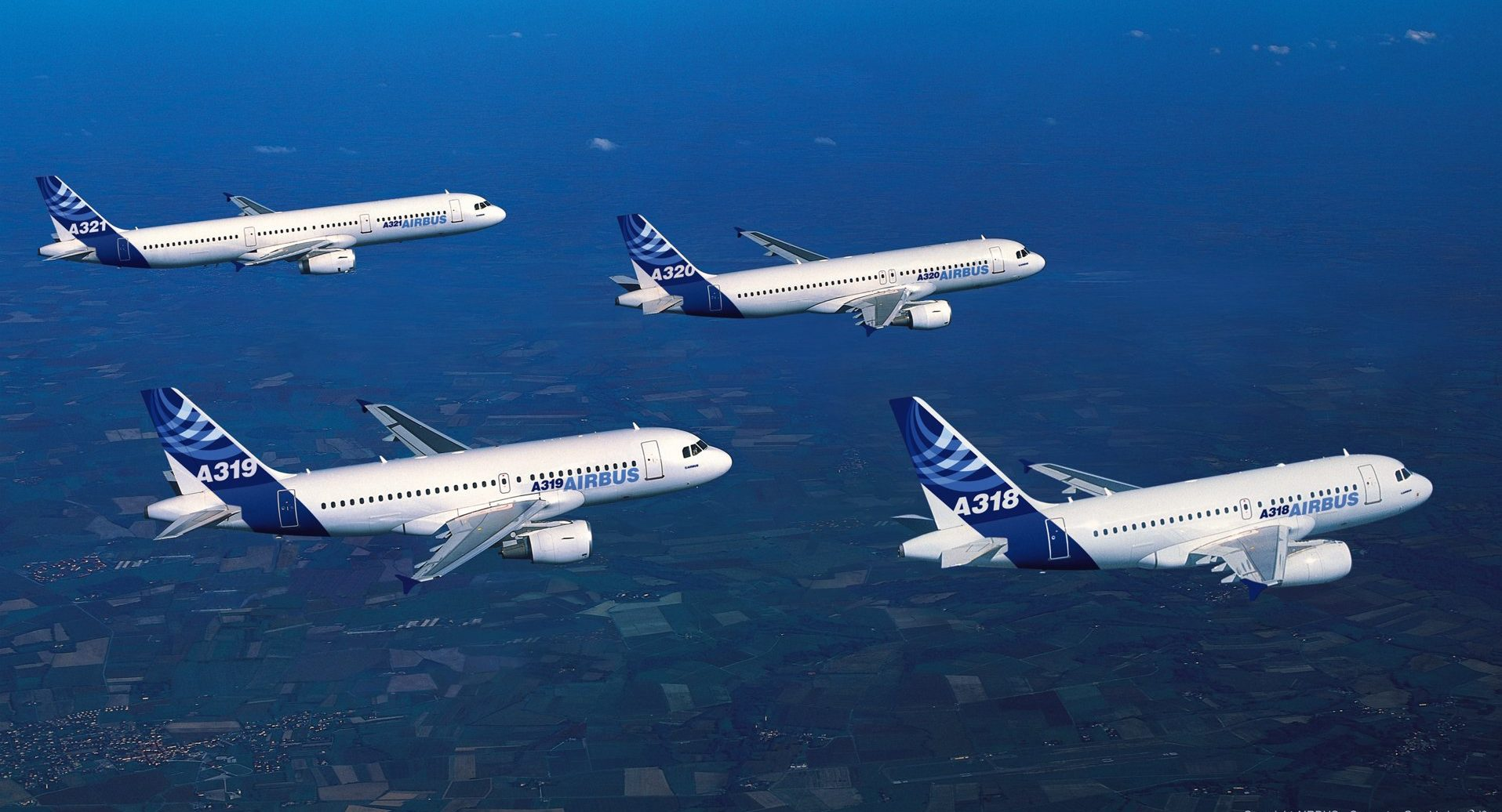 Airbus charter services