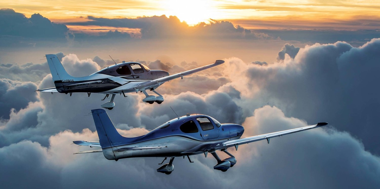 cirrus aircraft charter