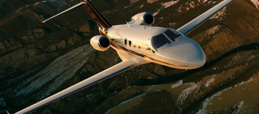 light jet charters