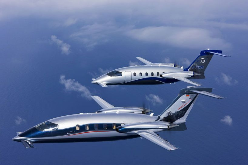 piaggio turboprop charters