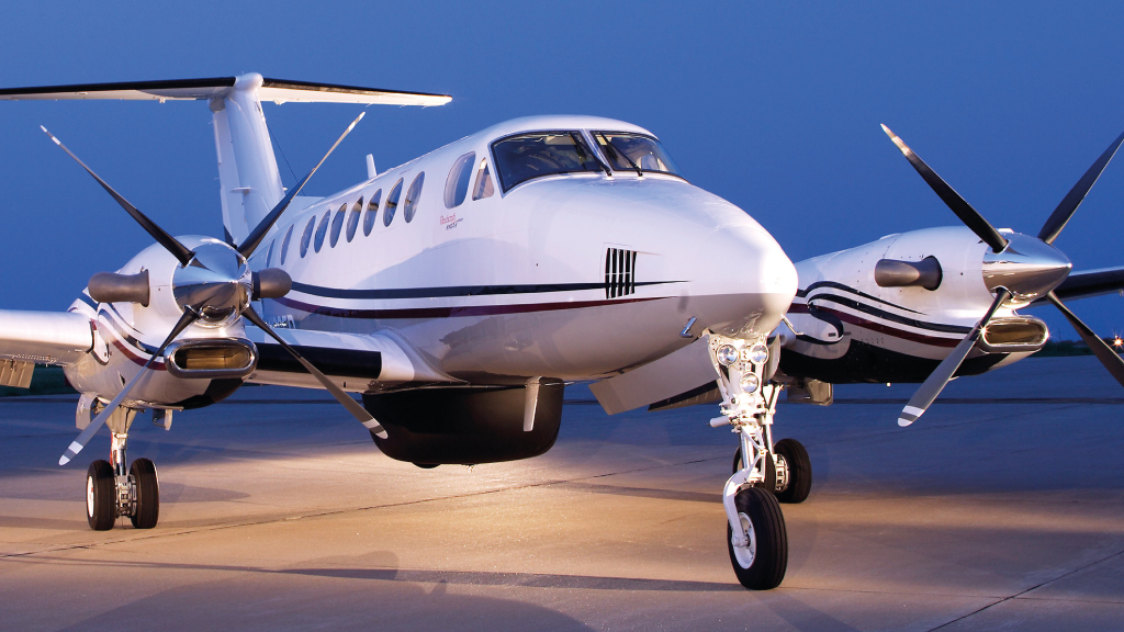 turboprops for charter