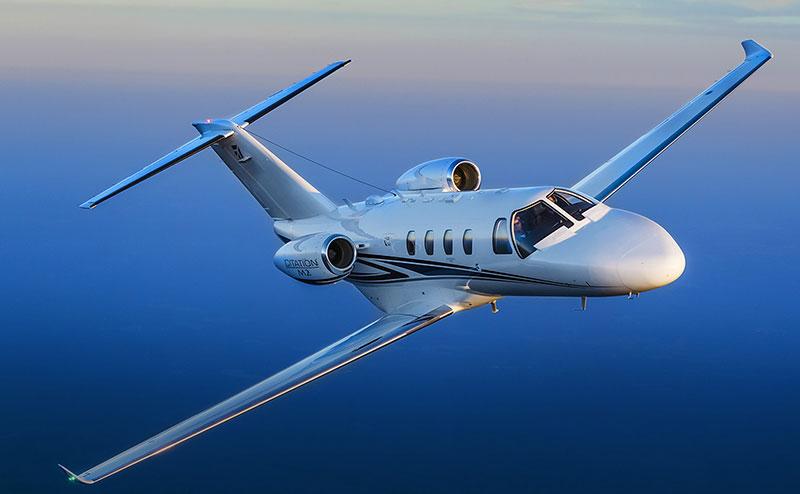 citation m2 charter services