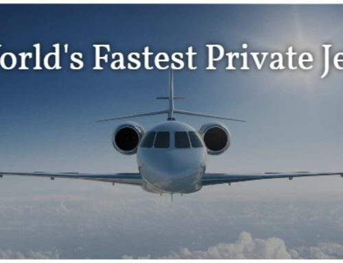 Fastest Private Jets in the World