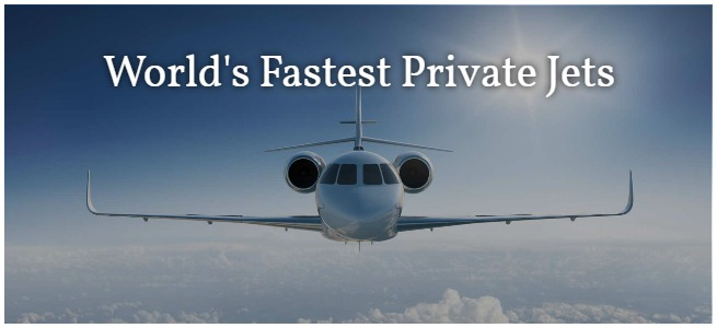Fastest Jet In The World >> Fastest Private Jets In The World Air Charter Advisors