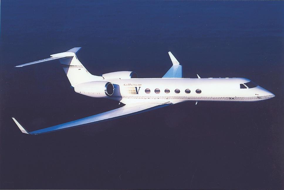 Gulfstream G5 jet charter