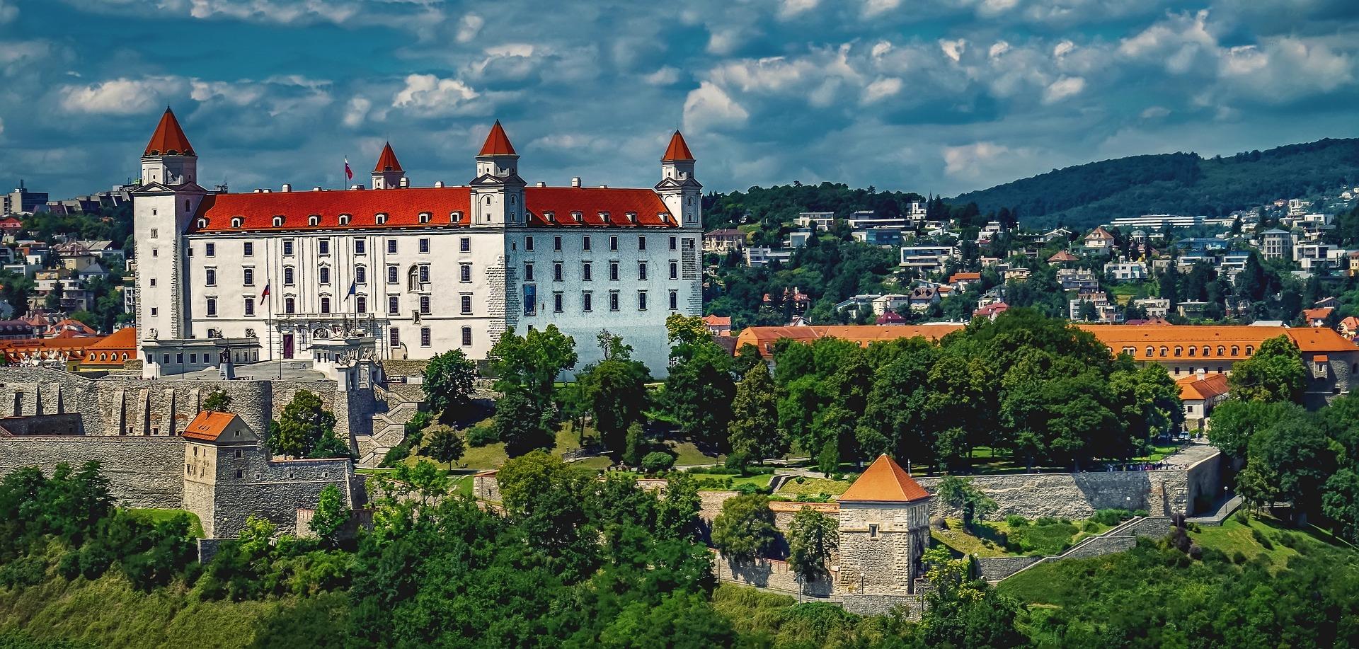 private jet charter slovakia