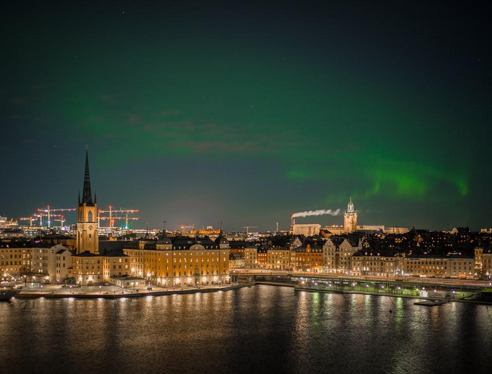 stockholm aircraft rentals