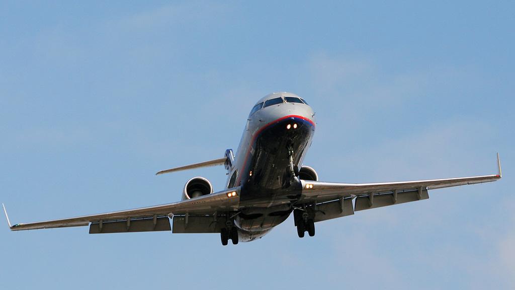 Bombardier CRJ 200 canadair regional jet
