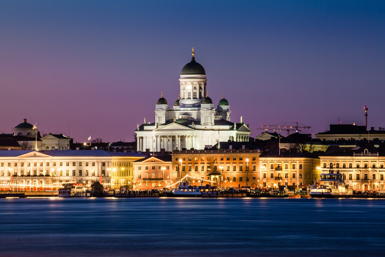 private jet charters in Helsinki, Finland