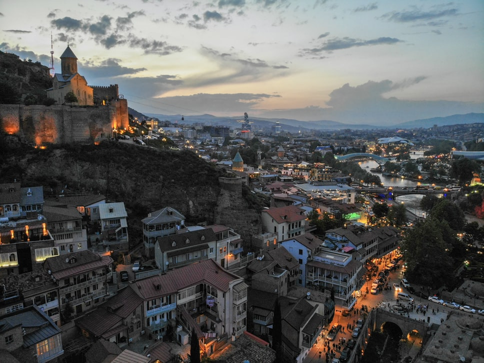 private jet charter Tbilisi