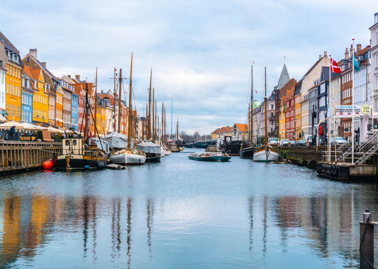 private jet charters in copenhagen, denmark
