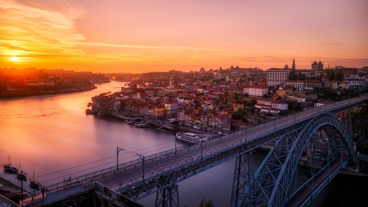 Porto private jet charter service