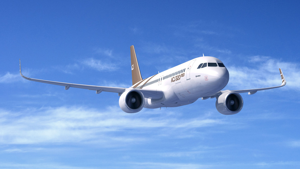 Airbus ACJ320 Charter Services