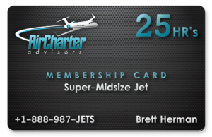 private jet memberships