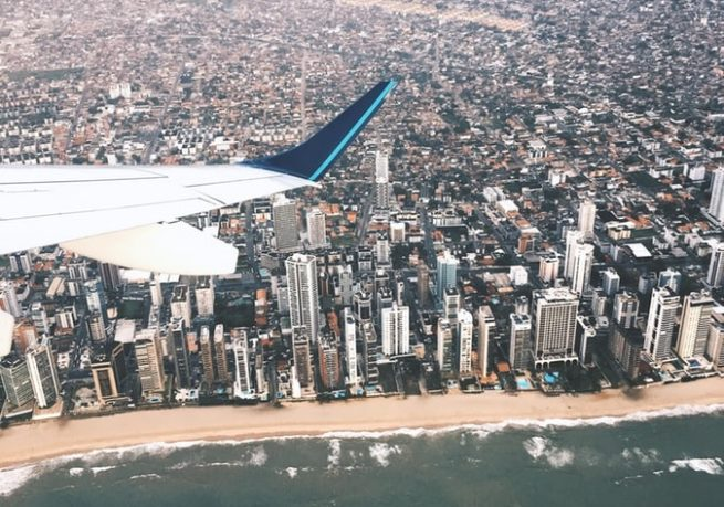 recife charter flights