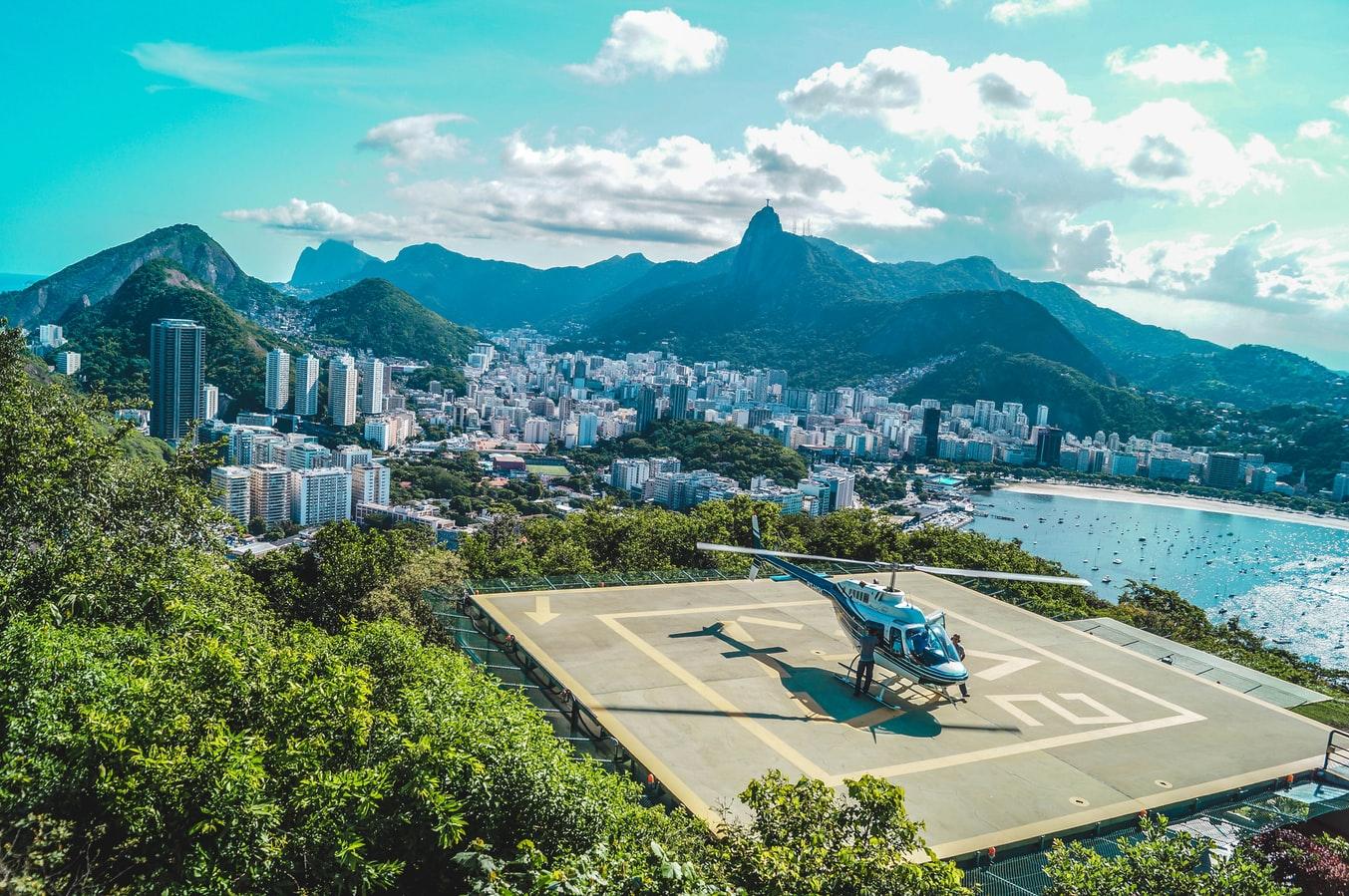 rio de janeiro, brazil air charter services