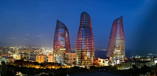 Baku private jet charter flights
