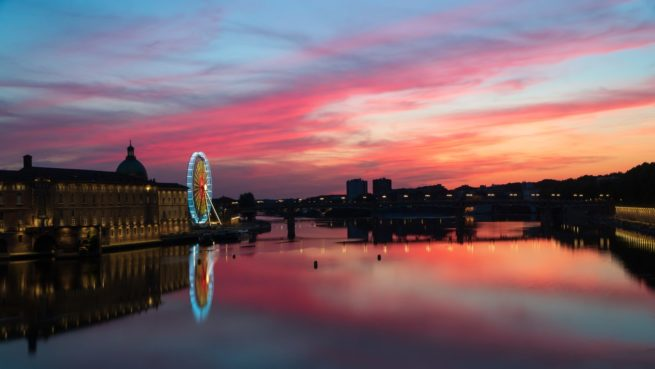 Toulouse private jet charter services