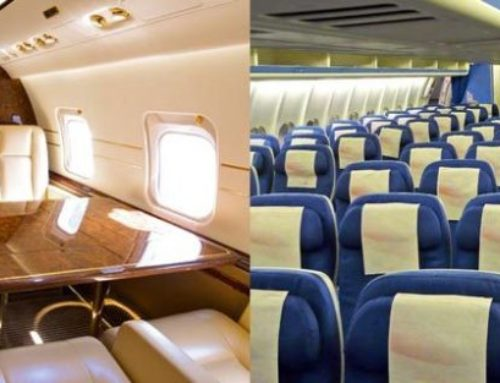 Shared Flights vs Private Flights