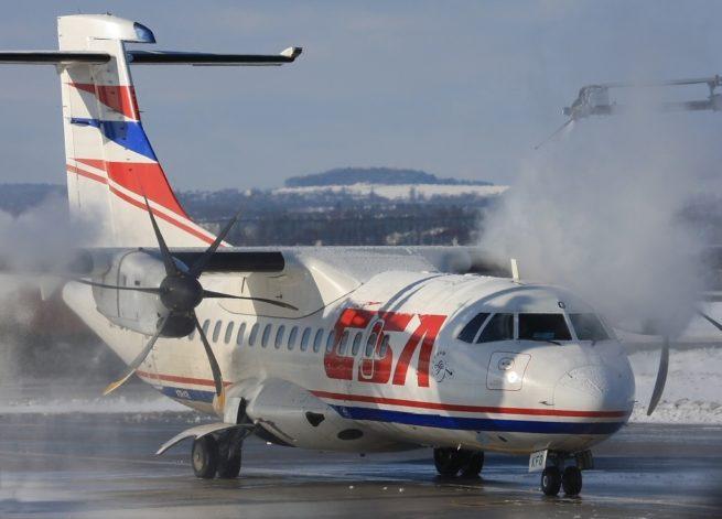ATR 42 charter services