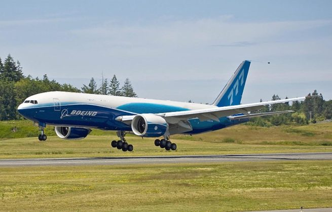 Boeing 777 Air Freight Charter