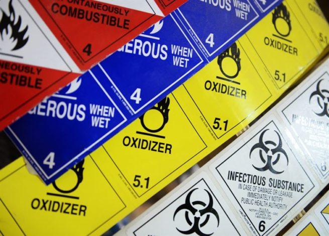 dangerous goods & hazardous materials