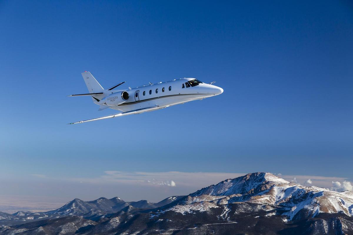 Cessna Citation XLS Plus
