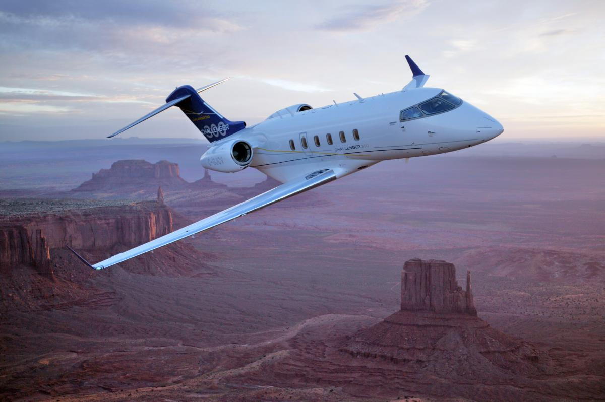 Challenger 300 Private Jet Rentals