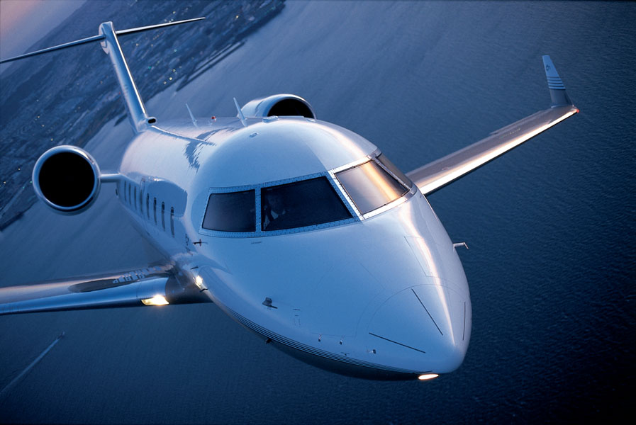 Challenger 604 Business Jet
