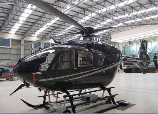Exterior Eurocopter Airbus EC 135 T2 - In Hangar