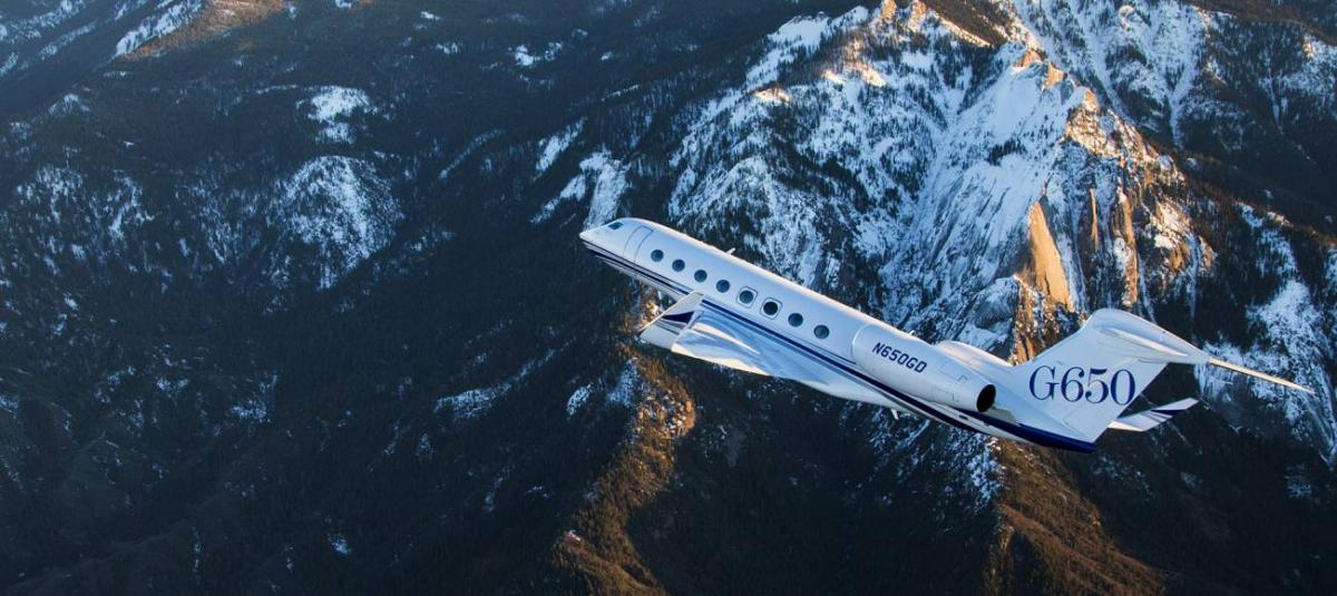 GVI Private Jet