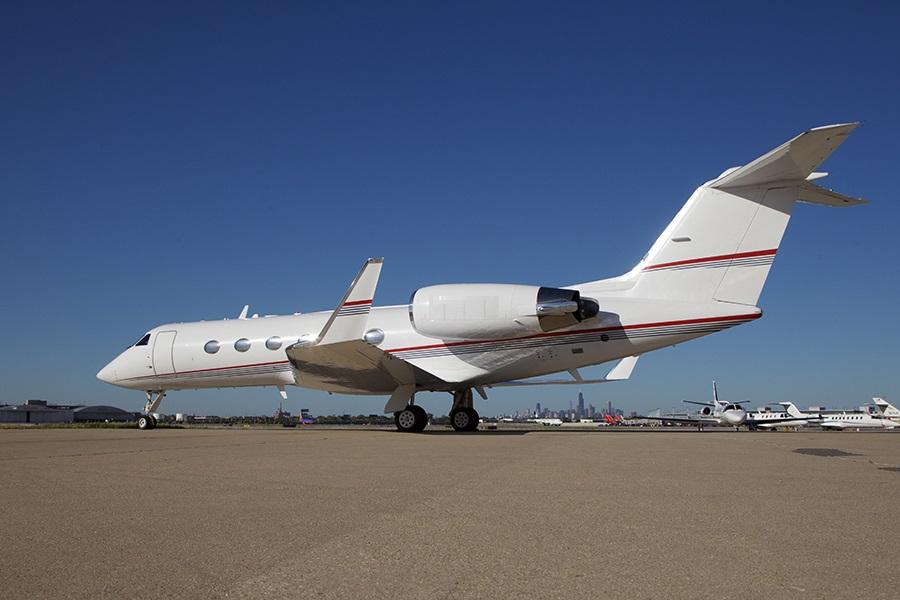 Gulfstream GIV - Exterior