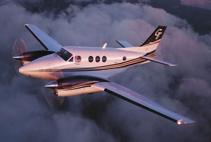 King Air 90 Charter