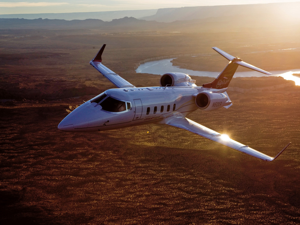 Learjet-60-XR