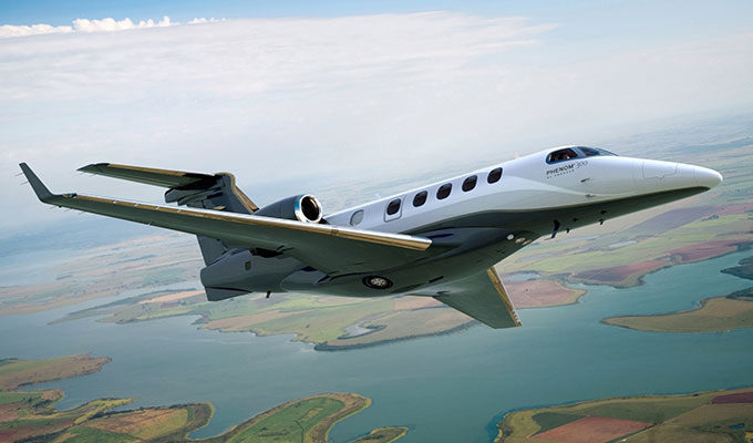 Embraer Phenom 300 | Charter Rates, Photos & Specifications