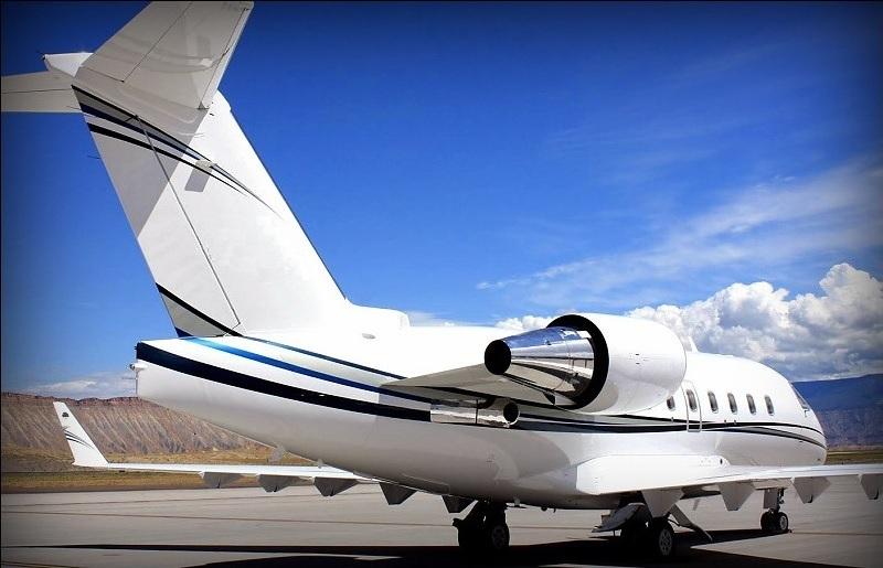 Challenger 604 Long Range Jet