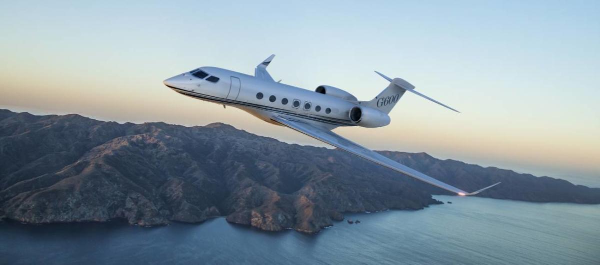 g600 business jet